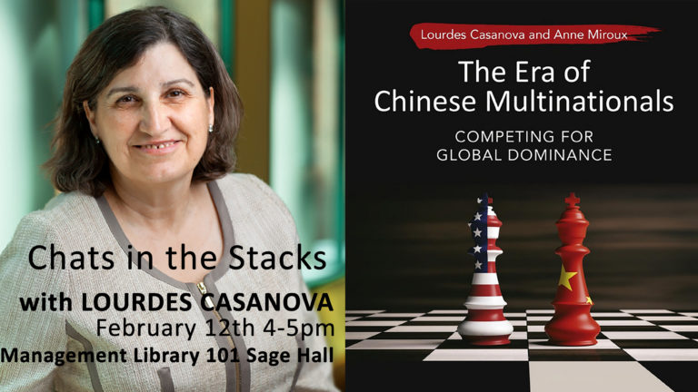 Book Talk: The Era of Chinese Multinationals